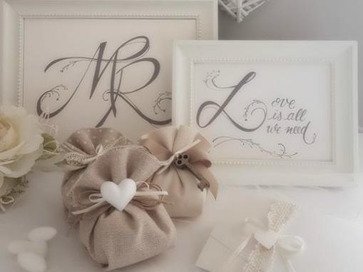 Matrimonio creativo? Yes I do!
