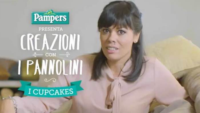PAMPERS ha scelto me !