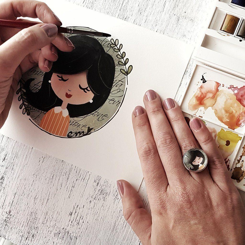anello illustrazione