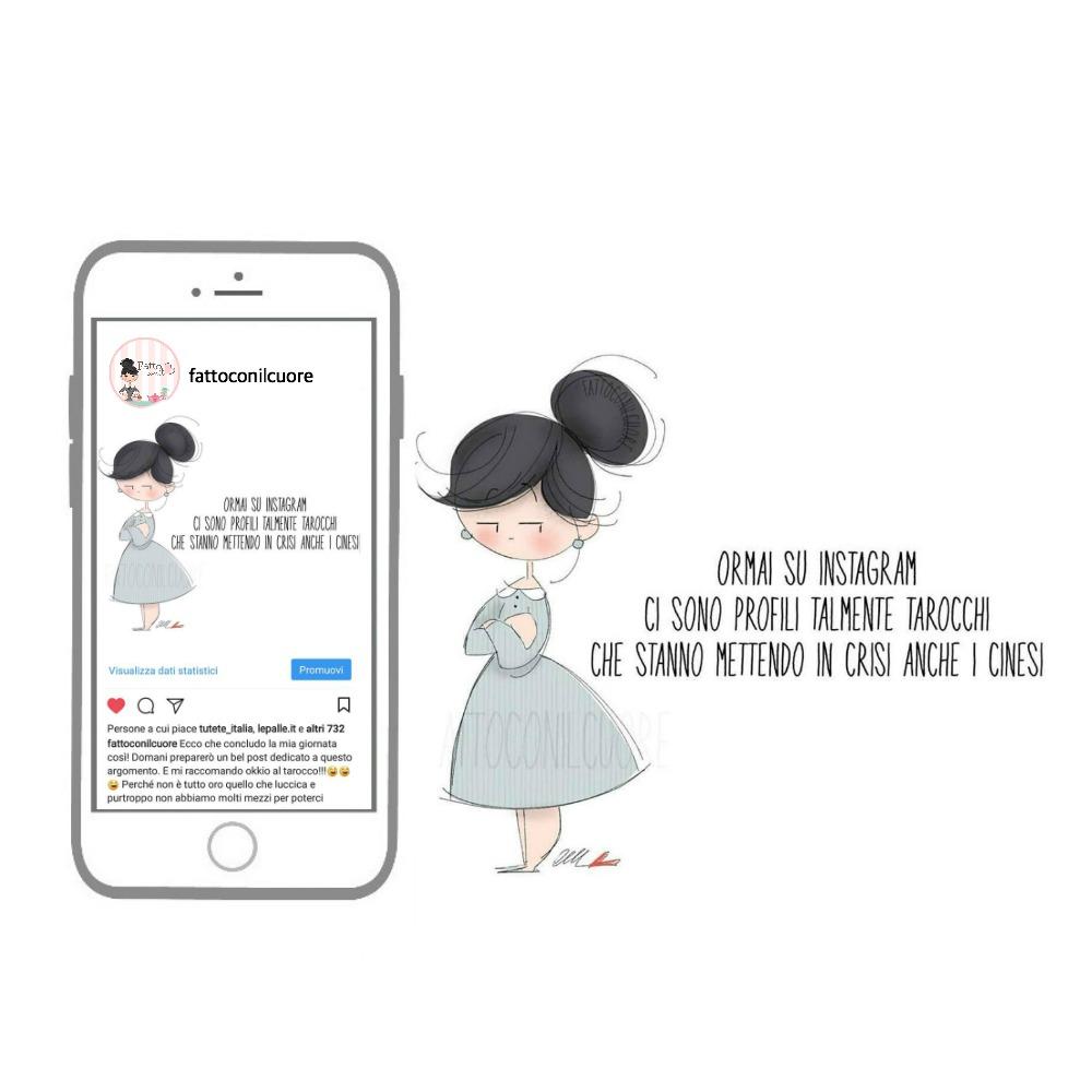 Profili fasulli: quando ti rubano le foto