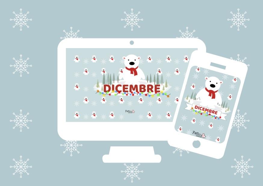 grafica dicembre scaricabile